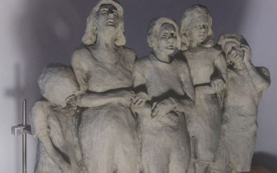 Legislature may appropriate money for downtown Holocaust memorial sculpture