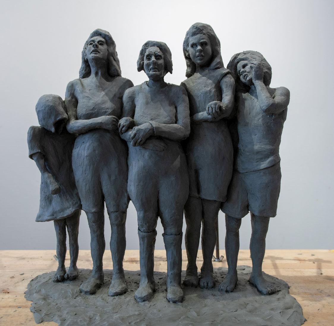 Monument maquette