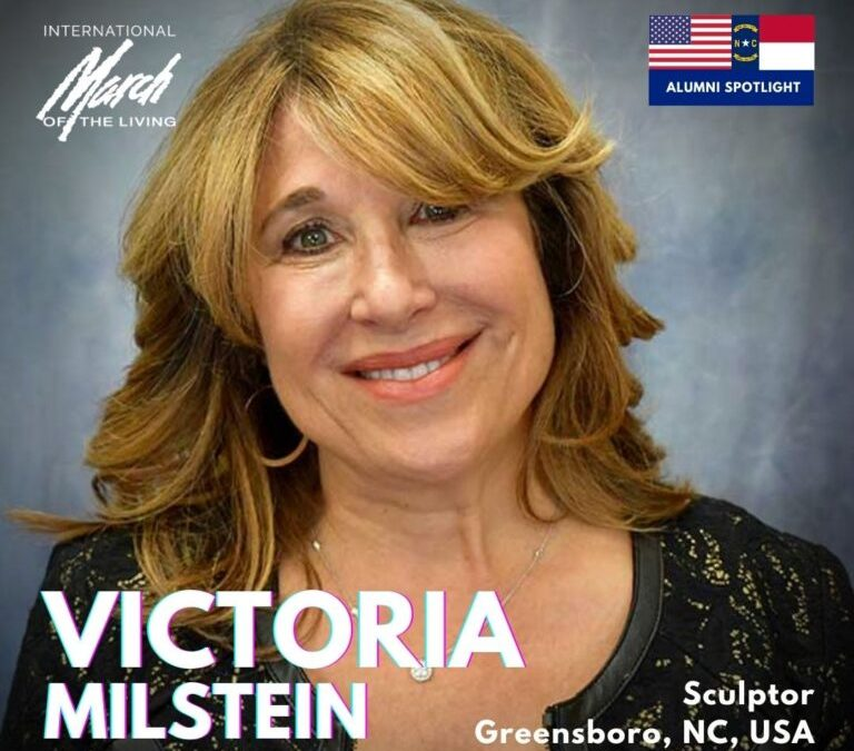 March of the Living Alumni Spotlight: Victoria Milstein